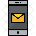 Smartphone Mail Communication Icon