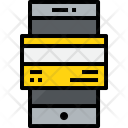 Smartphone Payment Communication Icon