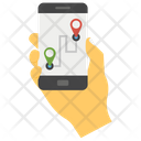 Phone Map Google Maps Mobile Maps Icon