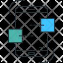 Smartphone Smart Automation Icon