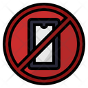 Smartphone ban Icon