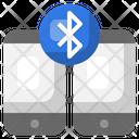 Smartphone Bluetooth Smartphone Bluetooth Icon