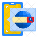 Smartphone Browser Icon