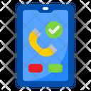 Smartphone Call Smartphone Mobilephone Icon