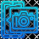 Smartphone Camera Icon