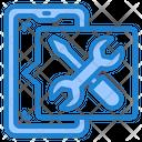 Smartphone Configuration Icon