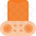 Smartphone Dock Plug Icon