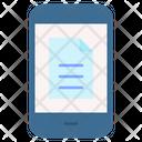Smartphone Docs Icon