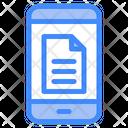 Smartphone Docs Smartphone Docs Icon