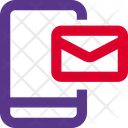 Smartphone Email Mobile Email Email Icon