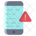 Bell Smartphone Error Mobile Error Icon