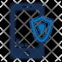 Smartphone Firewall Cyber Monday Firewall Icon