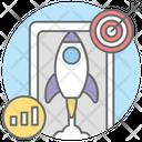 Smartphone Launch Icon