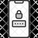 Smartphone Lock Icon