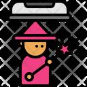Smartphone Magician Icon