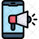 Smartphone Marketing Promotion Mobile Icon