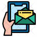 Smartphone Message Communication Smartphone Icon