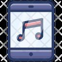 Smartphone Music Icon