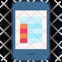 Smartphone Note App Icon