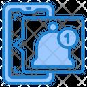 Smartphone Notification Icon