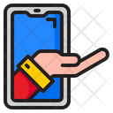 Smartphone Offer Icon