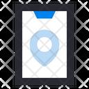 Public Transportation Transport Smartphone Pin Icon