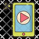 Smartphone Player Icon