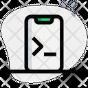 Smartphone Programing Icon
