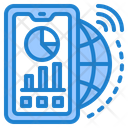 Smartphone Report Icon