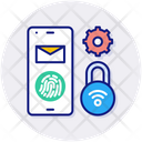 Smartphone Security Access Denied Icon