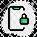 Smartphone Security Icon