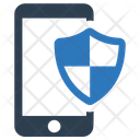Shield Protection Smartphone Icon