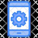 Smartphone Settings Smartphone Settings Icon