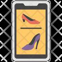 Smartphone Shopping Icon