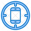 Smartphone Target Icon