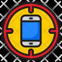 Smartphone Target Icon