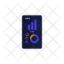 Chart Smartphone Mobile Icon