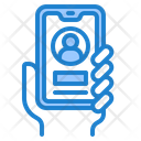 Smartphone Mobilephone Answer Call Icon