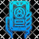 Smartphone User Smartphone Mobilephone Icon