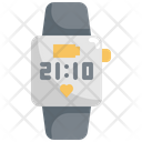 Smartwatch Electronic Device Icon
