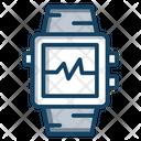 Smartwatch Smart Band Smart Bracelet Icon