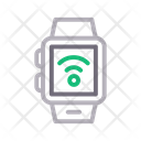Watch Signal Time Icon