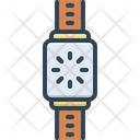 Smartwatch Wearable Technology Icon
