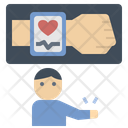 Wearable Technology Smartwatch Icon