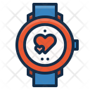 Watch Heart Rate Icon