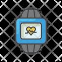 Smartwatch Gym Gym Watch Icon