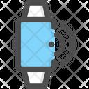 Smartwatch Gadget Tracker Icon