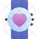 Smartwatch Watch Health Icon