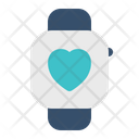 Watch Fitness Pulse Icon