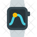 Smartwatch Sports Mode Icon
